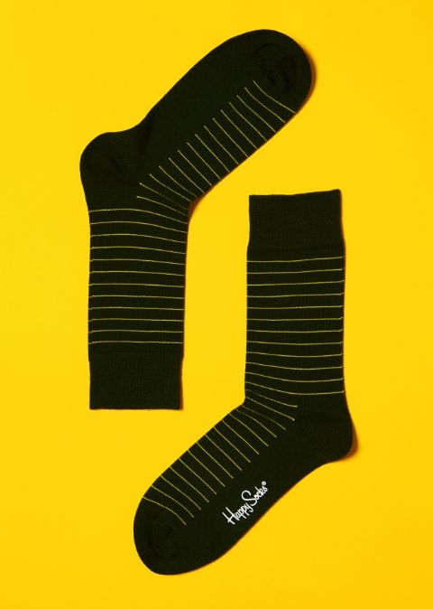 Polka Stripe 002 - Happy Socks (po10 - 002)